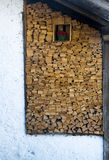 Woodshed Stock Photography