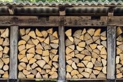woodshed Imagem de Stock Royalty Free