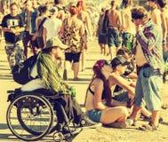 Woodstock Festival, Poland Stock Photo