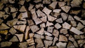 Woodwall Fotografia de Stock