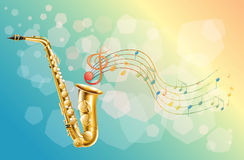 A woodwind instrument Royalty Free Stock Images