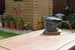 Woodwork de DIY Imagens de Stock