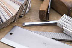 Woodwork Stock Images