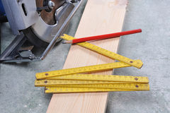 Woodwork. In the workshop. carpenter working with wood royalty free stock image