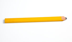 Woodworker's pencil Stock Images