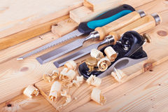 Woodworking Royalty Free Stock Images