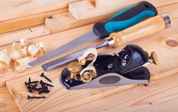 Woodworking Stock Image