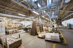 Woodworking fabryki warsztat zdjęcie stock
