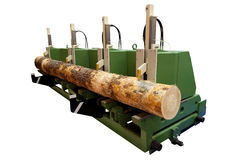Woodworking factory Royalty Free Stock Photography