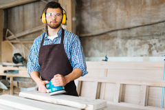 Woodworking Royalty Free Stock Photography