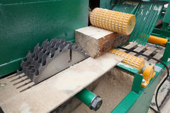Woodworking machine Stock Photography