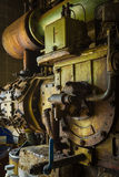 Woodworking machine. Royalty Free Stock Photo