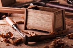 Woodworking piece Stock Photos