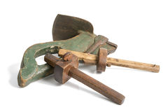 Woodworking Tools Royalty Free Stock Image