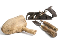Woodworking Tools Stock Photos