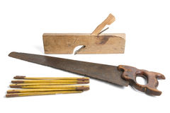 Woodworking Tools Stock Photography