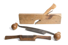 Woodworking Tools Royalty Free Stock Photos