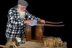 Woodworking trzy Obraz Stock