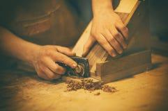 Woodworks 7 Obraz Stock