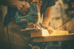 Woodworks  Stock Images