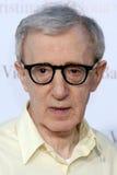 Woody Allen Imágenes de archivo libres de regalías