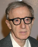 Woody Allen royalty-vrije stock foto