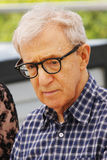 Woody Allen. Director Woody Allen attends the 'Irrational Man' photocall during the 68th annual Cannes Film Festival on May 15, 2015 in Cannes, France Stock Photography