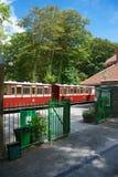 Woody Bay Station North Devon Reino Unido Fotografía de archivo