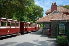 Woody Bay Station North Devon Reino Unido Fotos de archivo