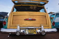 Woody classique photographie stock