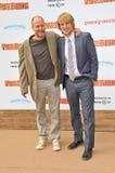 Woody Harrelson & Owen Wilson Fotografia de Stock