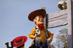 Woody Toy Story Stock Photo