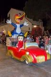 Woody Woodpecker och Betty Bo Royaltyfri Foto