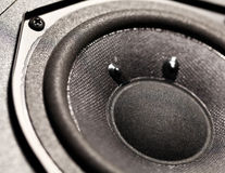 Woofer Royalty Free Stock Image