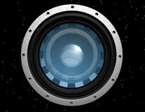 Woofer Royalty Free Stock Images