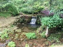 Wookey-Loch Vereinigtes Königreich lizenzfreie stockbilder