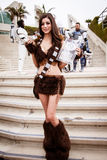 Wookie girl Stock Image