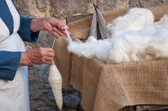 Wool Royalty Free Stock Photo