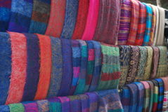 Wool. Is one of the main products of nepal Royalty Free Stock Images