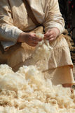 Wool royalty free stock photography