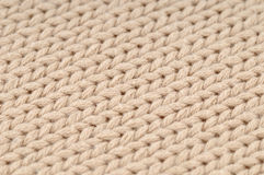 Wool. Knitted wool with interesting pattern Stock Photos
