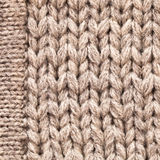 Wool background. Close up of woven wool cardigan as a background Royalty Free Stock Photography