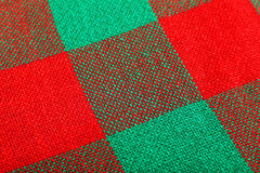 Wool background, red and green Stock Photos