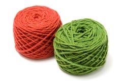 Wool ball Royalty Free Stock Photos