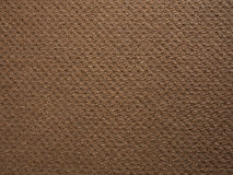 A beige carpet textured background. Stock Photo
