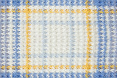 Wool blanket background Royalty Free Stock Images