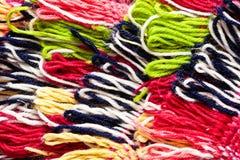 Wool carpet Royalty Free Stock Image