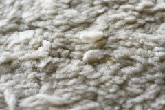 Wool close up macro Royalty Free Stock Photography