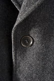 Business coat detail Stock Images