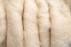 Wool. Royalty Free Stock Images